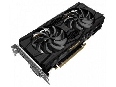 Відеокарта Gainward PCI-Ex GeForce RTX 2060 Super Ghost 8GB GDDR6 (256bit) (1650/14000) (HDMI, DisplayPort, DVI-D) (426018336-1198)