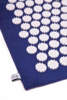 Коврик массажно-акупунктурный IGORA 55х40 см (det0003623) Синий