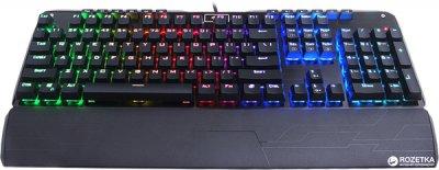 Клавіатура дротова Redragon Indrah USB Black OUTEMU Blue (70449)