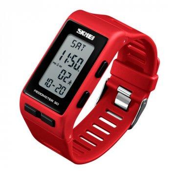 Чоловічі годинники Skmei 1363 Red