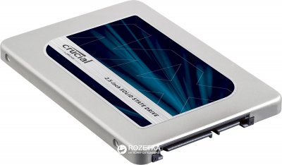 "Crucial MX500 250GB 2.5"" SATAIII 3D TLC (CT250MX500SSD1)"