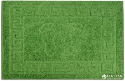 Килимок у ванну кімнату Home Line 135807 50х70 Зелений (2600001358070)