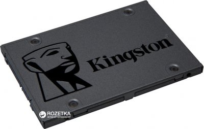 "Kingston SSDNow A400 960GB 2.5"" SATAIII 3D V-NAND (SA400S37/960G)"