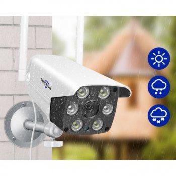 Уличная IP камера Hiseeu FH4 c WIFI приемником - 4MP