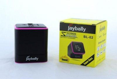Портативная Мобильная колонка Jaybally SPS BL 02 BT