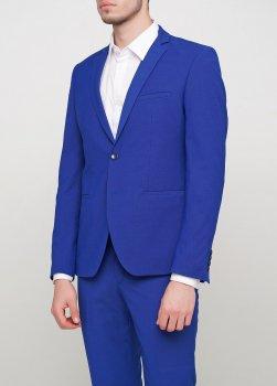 Чоловічий костюм Mia-Style MIA-310/01 синій