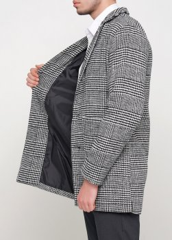 Чоловіче пальто Bondi BONDI-82 сірий