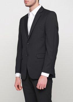 Чоловічий костюм Mia-Style MIA-271/01 чорний