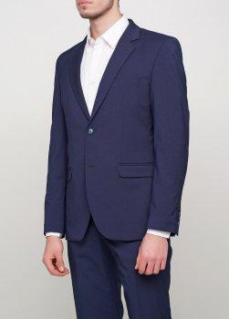 Чоловічий костюм Mia-Style MIA-308/01 темно-синій