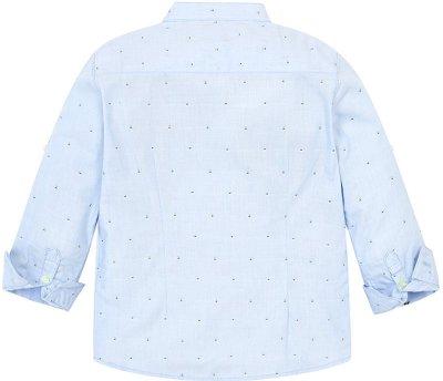 Рубашка Mayoral 3140-67 Голубая