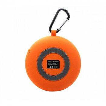 Bluetooth колонка Lenyes S800 Помаранчевий (118790)