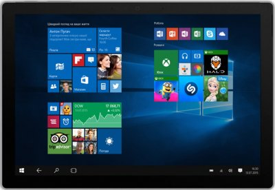 Планшет Microsoft Surface Pro 7 - Core i5/8/128GB with Type Cover (QWU-00001)