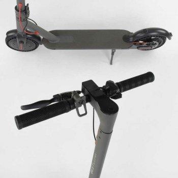 """Електросамокат SD - 2205 (1) """"Best Scooter"""", колеса 8,5`, колір СІРИЙ"""