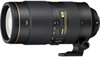 Nikon AF-S Nikkor 80-400 mm f/4.5-5.6G ED VR (JAA817DA) Офіційна гарантія!