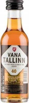 Ликер Vana Tallinn Original 0.05 л 40% (4740050003038)