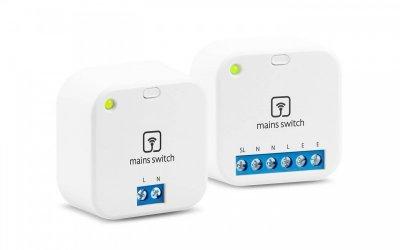 Дистанційний вимикач мережі Salus RR868