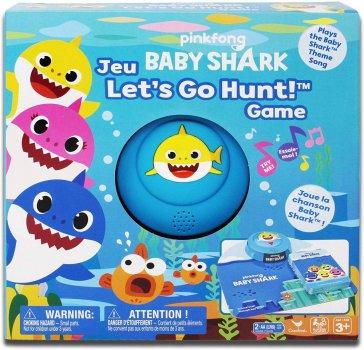 Настільні ігри Spin Master Настільна гра «Baby Shark» з фішками (SM98234/6054959)