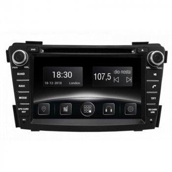 Штатная магнитола Gazer CM5007-VF Hyundai i40 VF 2011-2016 (27065)