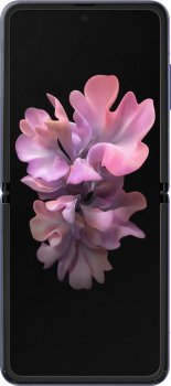 Мобільний телефон Samsung Galaxy Z Flip 8/256GB Purple Mirror (SM-F700FZPDSEK)