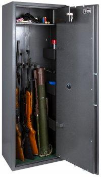 Сейф збройовий SAFETRONICS MAXI 5PMLG