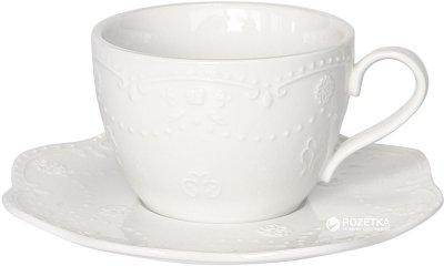Чашка с блюдцем для кофе Krauff Mariposa 120 мл (21-252-097)