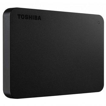"""Зовнішній жорсткий диск 2.5"""" 4TB TOSHIBA (HDTB440EK3CA)"""