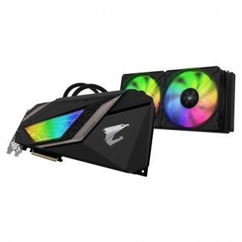 Видеокарта GIGABYTE GeForce RTX2080 Ti 11Gb AORUS XTREME WATERFORCE (GV-N208TAORUSX W-11GC)