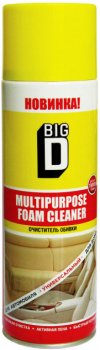 Очиститель Big D для всех видов тканей 500 мл (4607152948936)
