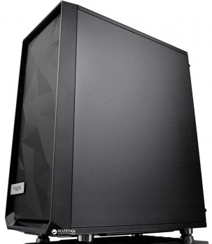 Корпус Fractal Design Meshify C - TG Black (FD-CA-MESH-C-BKO-TGL)