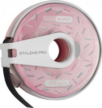 Змінний файл-стрічка чохол у пластиковій котушці Staleks Pro PapMam 180 гритів 8 м (ATC-180) (4820241061747)