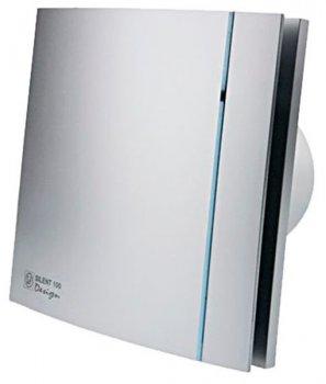 Вытяжной вентилятор SOLER&PALAU SILENT-100 CZ SILVER DESIGN-3C
