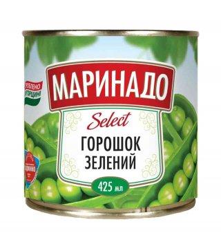 Горошек зеленый Маринадо 425 мл (4820078571136)