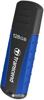 Transcend JetFlash 810 128GB USB 3.1 Black-Blue (TS128GJF810)