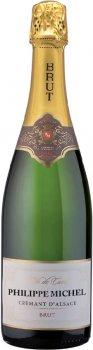 Вино ігристе Philippe Michel біле сухе 0.75 л 12% (3183523519482)