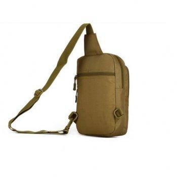 Сумка тактическая повседневная EDC jotter-bag Protector Plus coyote