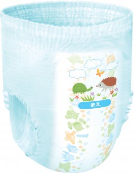Підгузки-трусики Goo.N XXL 13 - 25 кг для хлопчиків 28 шт. (843100) (4902011751420)