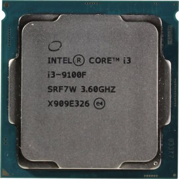 Процесор s-1151 Intel Core i3-9100F 3.6 GHz/6MB (CM8068403377321) Tray