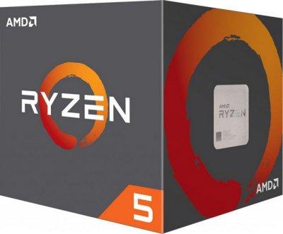 Процесор AMD Ryzen 5 1500X (3.5 GHz 16MB 65W AM4) Box (YD150XBBAEBOX)