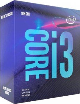 Процесор s-1151 Intel Core i3-9100F 3.6 GHz/6MB BOX (BX80684I39100F)