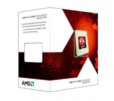 Процесор s-AM3 AMD FX-4350 X4 BOX (FD4350FRHKBOX)