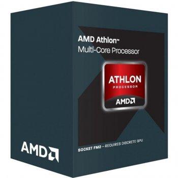 Процесор s-FM2+ AMD Athlon II X4 880K BOX (AD880KXBJCSBX)