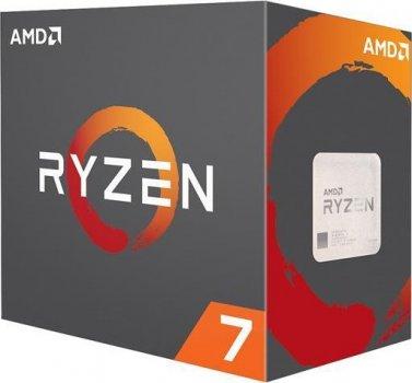 Процесор s-AM4 AMD Ryzen 7 1700X BOX (YD170XBCAEWOF)