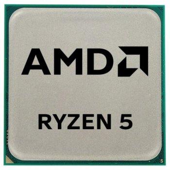 Процесор s-AM4 AMD Ryzen 5 2400G Tray (YD2400C5FBMPK)