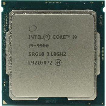 Процесор s-1151 Intel Core i9-9900 3.1 GHz/16MB (CM8068403874032) Tray