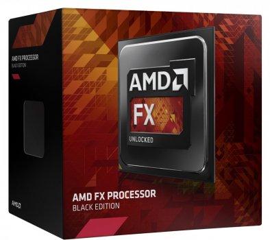 Процесор s-AM3 AMD FX-8370 X8 BOX (FD8370FRHKBOX)