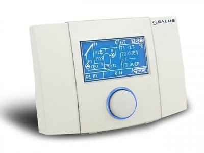 Контролер SALUS PCSOL201 для сонячних колекторів