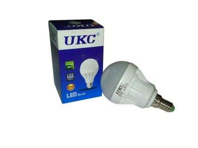 Світлодіодна LED лампа UKC Light Bulb E14 5W