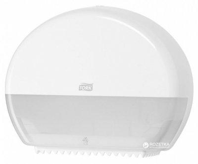 Диспенсер для туалетного паперу TORK у міні-рулонах 555000 Білий