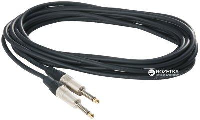 Інструментальний кабель RockCable RCL30206 D6 6 м Black (RCL30206 D6)