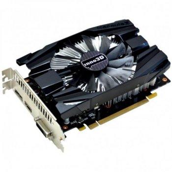 Відеокарта PCI-E 3Gb GeForce GTX1060 (DDR5) Inno3D Compact (N1060-6DDN-L5GM)